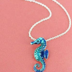 New Seahorse Necklace!